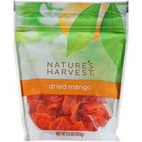 Nature's Harvest Dried Mango, 6 oz