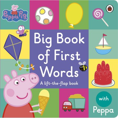 Peppa Pig: Peppa's First 100 Words](Pig Craft)