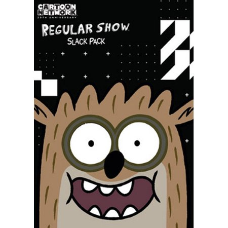 Regular Show: Slack Pack (DVD) - Regular Show Halloween Iv