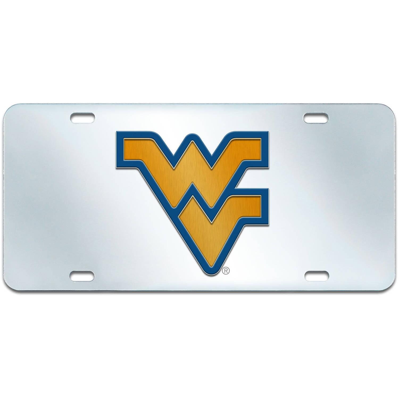 West Virginia University License Plate