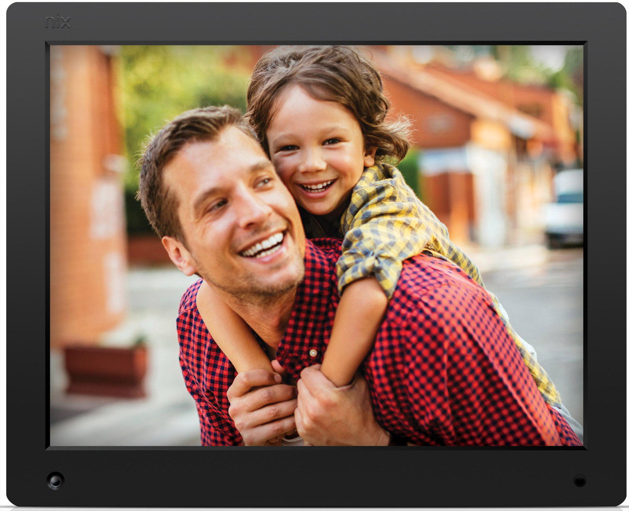 Nix Advance 10 Inch Digital Photo Hd Video Frame X10g Walmartcom
