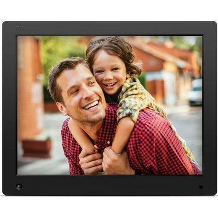 NIX Advance 15 inch Digital Photo & HD Video Frame (X15D) - Walmart.com
