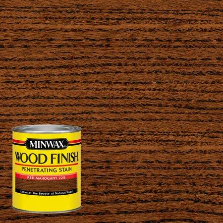Minwax® Wood Finish™ Red Mahogany, 1-Qt