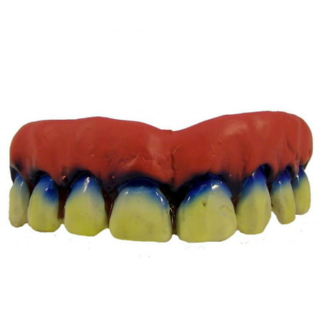 Ti Fake Teeth (Billy Bob Clown Teeth Novelty Fake)