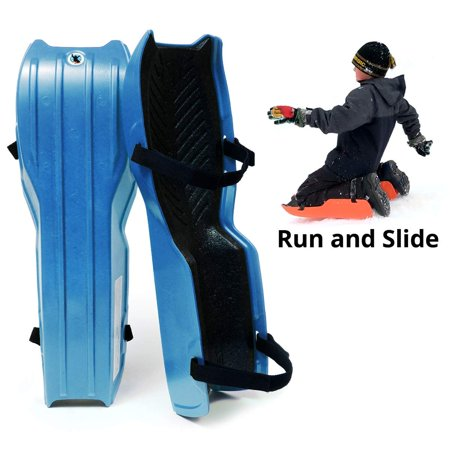 Sled Legs Snow Sleds Large Blue (Sled Base Legs)