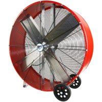 "MaxxAir 30"" Direct Drive Barrel Fan"