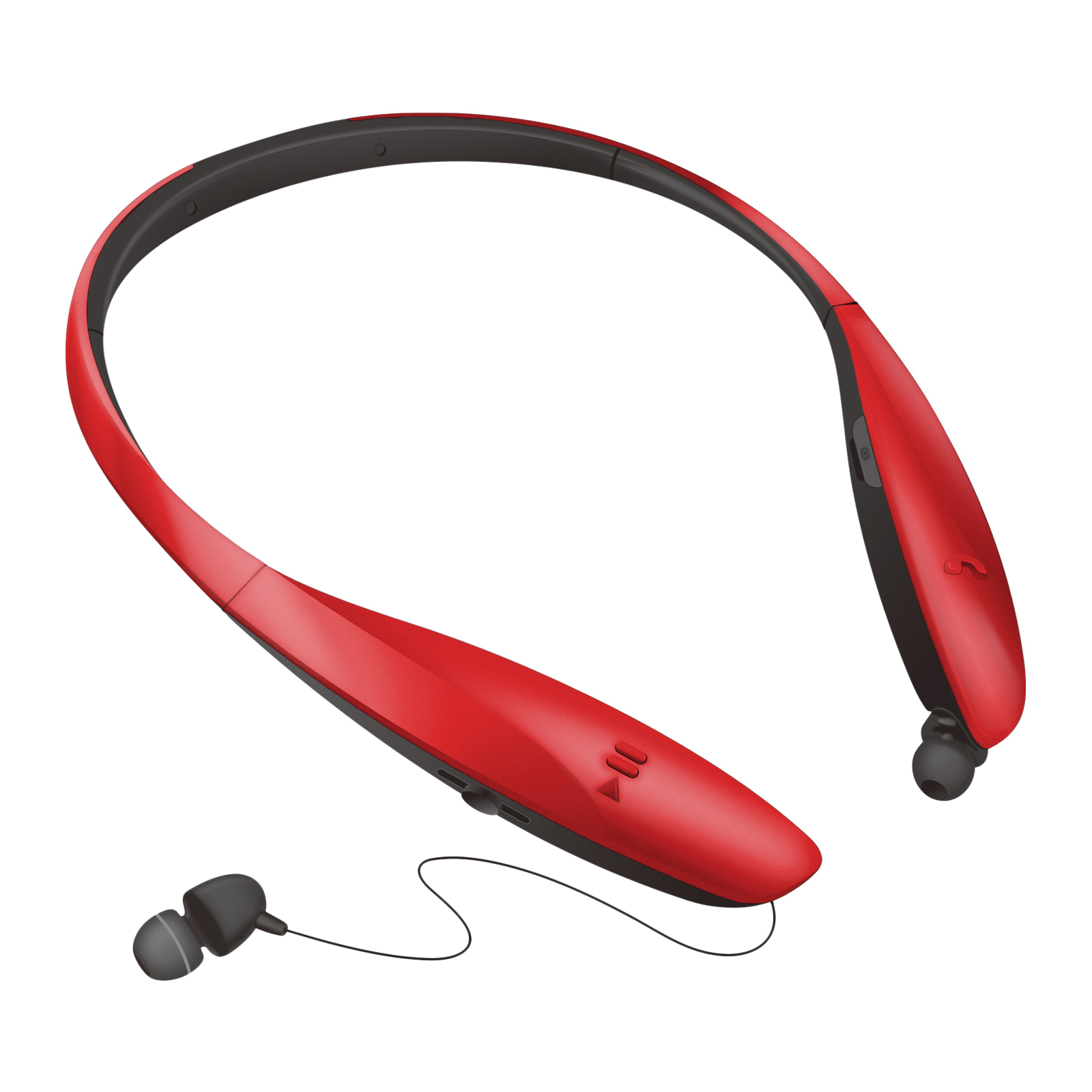 Rymemo Auto Wire Stereo Music Sports Bluetooth Headphones Headset Earbuds Earphones