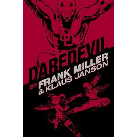 Daredevil by Frank Miller & Klaus Jason Omnibus (New Printing)