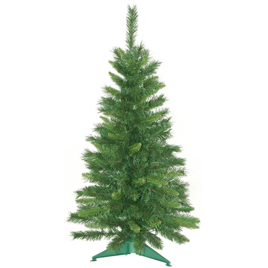 3.5' Imperial Pine Medium Artificial Christmas Tree - Unlit