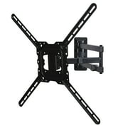 "VideoSecu Full Motion TV Wall Mount for 26""-50"" Phillips JVC RCA DYNEX Changhong SEIKI Insignia LCD LED refurbished bni"