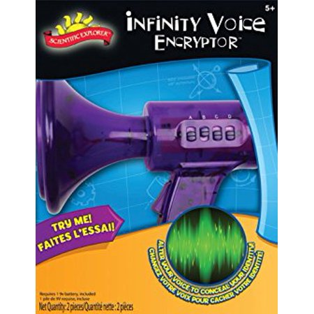 Scientific Explorer Infinity Voice - Voice Changers
