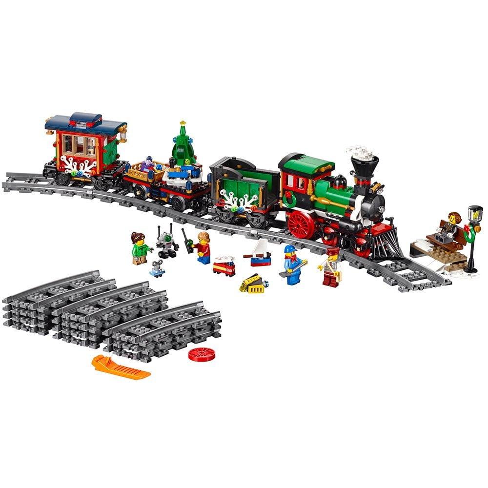Lego Creator Expert Winter Holiday Train 10254 Constructi...