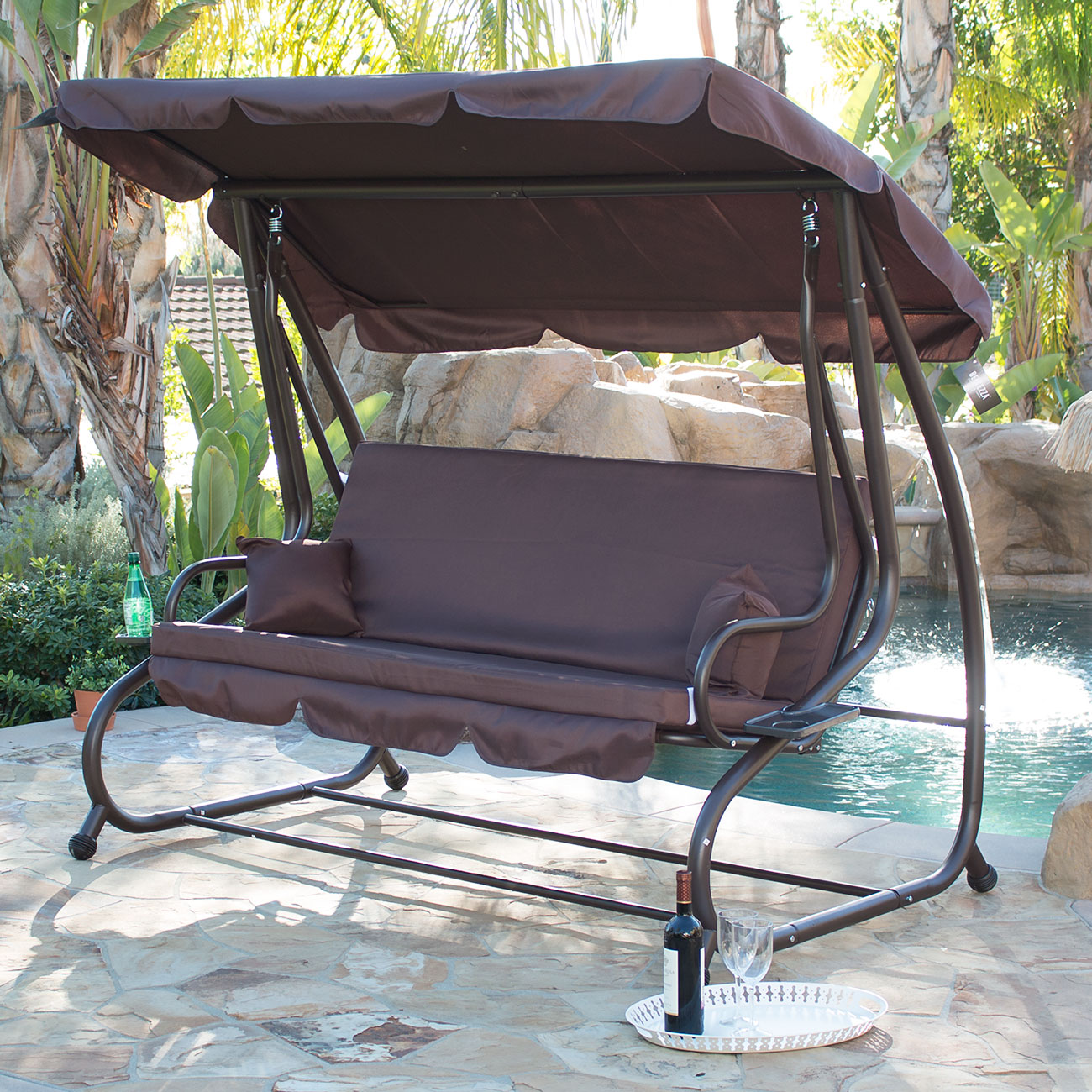 Porch Swing Bed Product