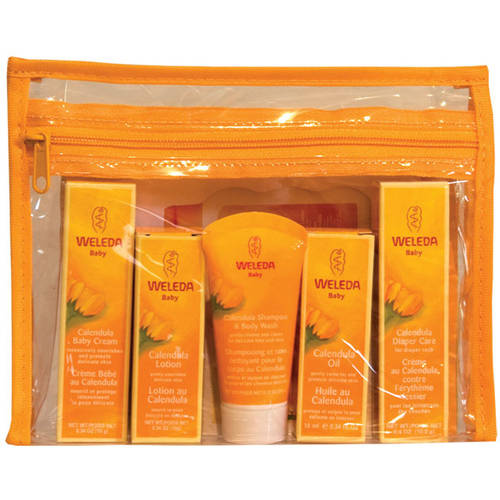 Weleda Kits Baby Starter Kit, 5 ct