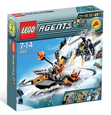 LEGO Agents - Jet Pack Pursuit