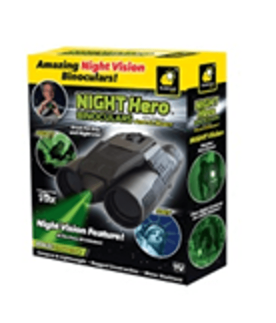 Atomic Night Hero Magnifying Binoculars As Seen on TV