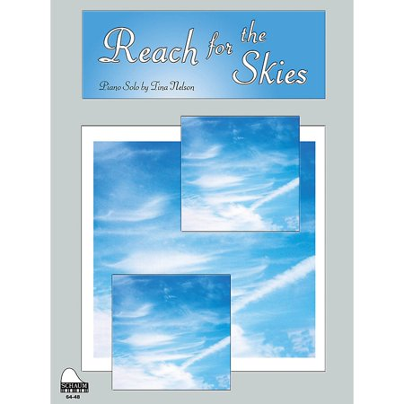 SCHAUM Reach For The Skies Educational Piano Series