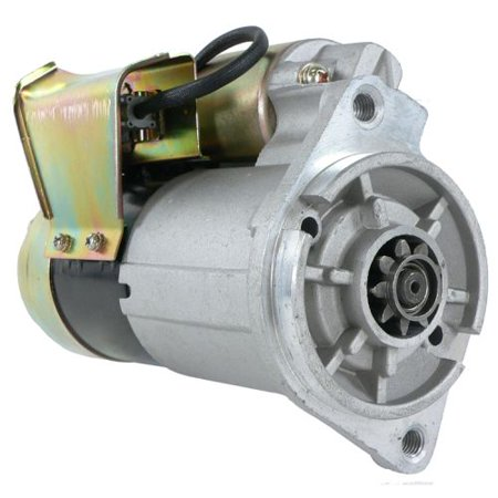 DB Electrical SHI0040 New Starter For Nissan 3.0L 3.0 Truck D21 Pickup, Pathfinder 90 91 92 93 94 95 96 1990 1991 1992 1993 1994 1995 1996 W Engine 23300-88G00 STR-3024 2-1123-HI 23300-88G01 111763