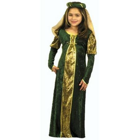 Toddler 16th Century Princess - 16th Century Costumes