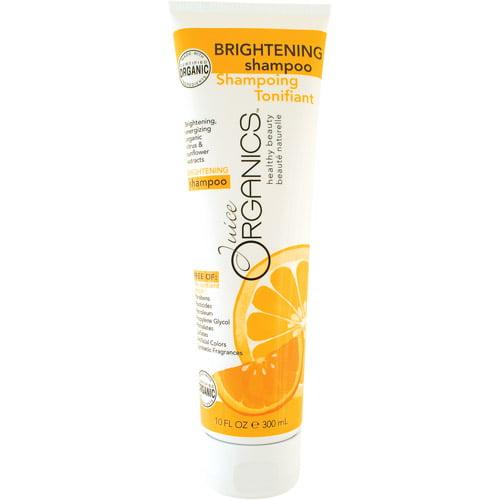 Juice Organics Brightening Shampoo