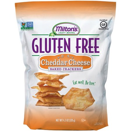 Is cheddar cheese gluten free