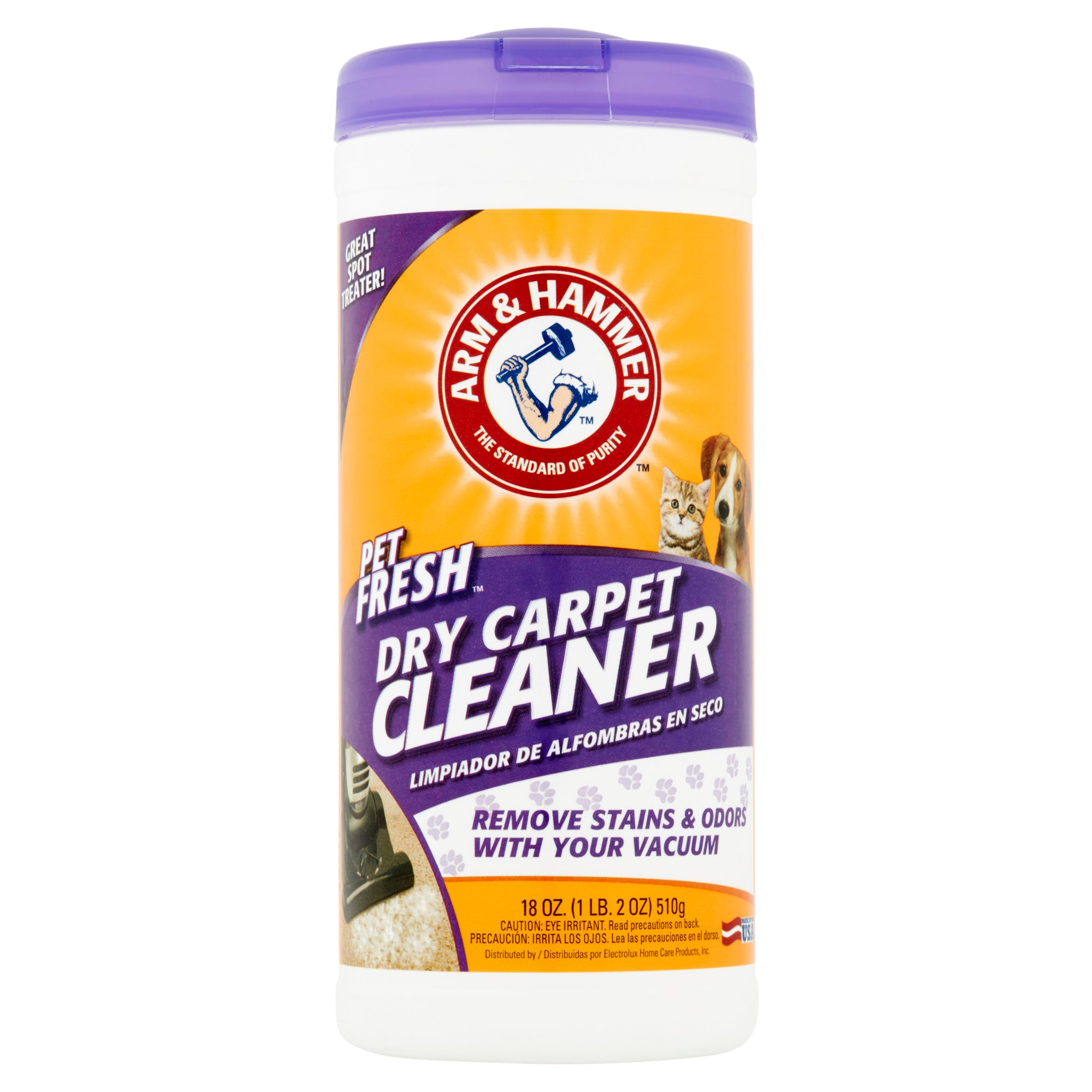 Arm & Hammer Pet Fresh Dry Carpet Cleaner, 18 oz