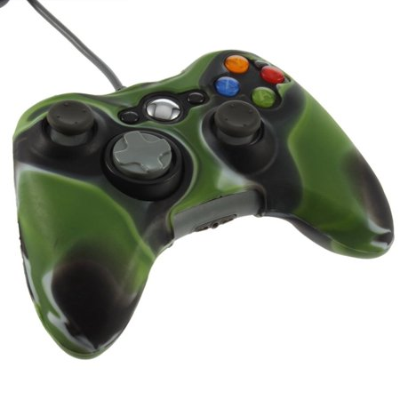NEW Silicone Cover Joystick Gel Skin Soft Protective Case for Xbox 360 Wireless Controller - image 7 of 9