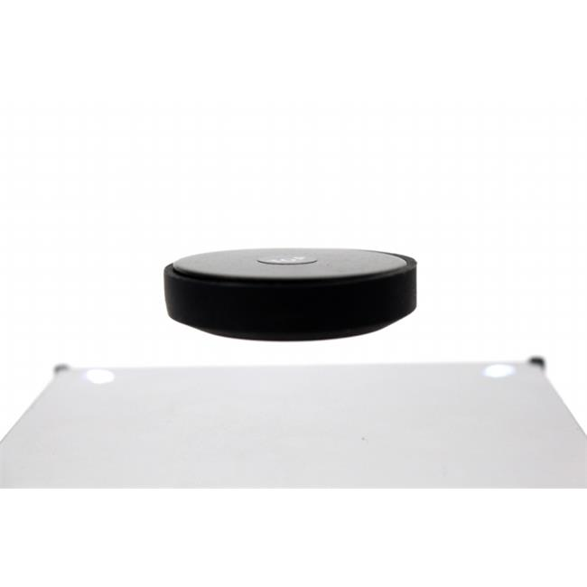 AZ Trading & Import TG7BS Silver Magnetic Levitation Plat...