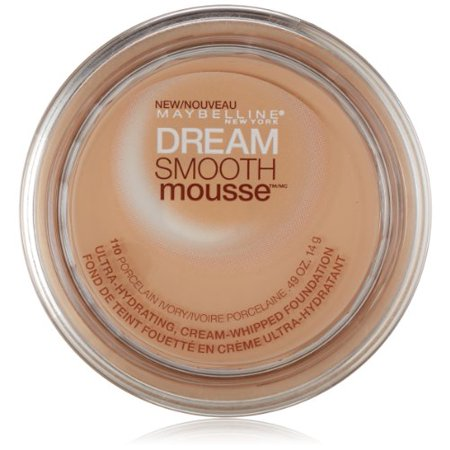 dream mousse foundation walmart