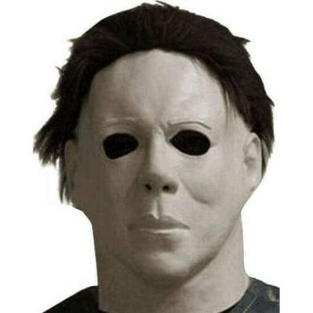 Many Masks Of Michael Myers Halloween (Topumt Michael Myers Mask 1978 Halloween Latex Full Head Adult Fancy)