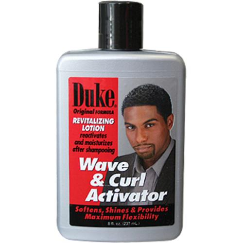 Duke Curl Command Daily Curl Rejuvenator, 7.4 oz
