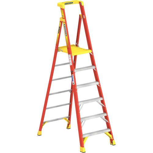 16 fiberglass step ladder Compare Prices at Nextag