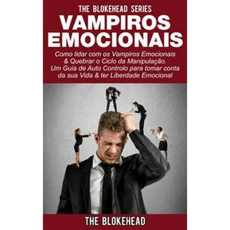 Vampiros Emocionais - eBook - Disfraces Vampiro Halloween