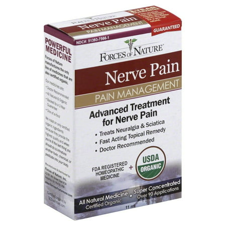 Forces of Nature Organic Nerve Pain Management - 11