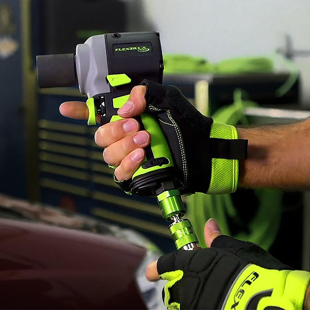 "flexzilla 1//2/"" air impact wrench kit"