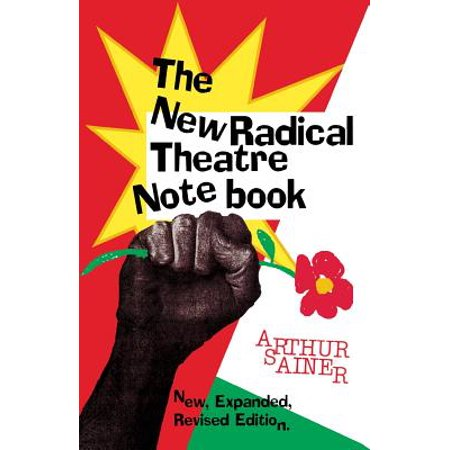 The New Radical Theatre Notebook (Paperback) for $<!---->