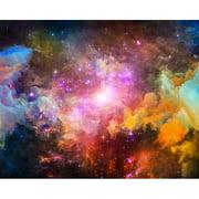 ohpopsi Galaxy Stars Wall Mural