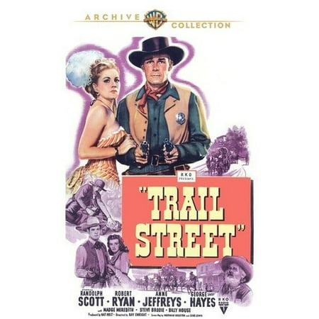 Trail Street (DVD) - Larry Harvey