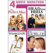4 Movie Marathon: Romantic Comedy Collection The Perfect Man   Head Over Heels   Wimbledon   The Story Of Us... by UNIVERSAL HOME ENTERTAINMENT