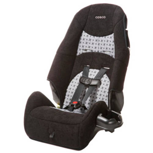 Cosco High-Back Booster Car Seat, Windmill