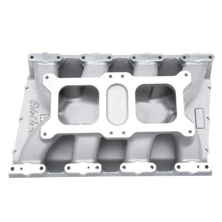 Edelbrock Intake Manifold Chrysler Gen II 426-572 Hemi Dual Quad Single Plane for -