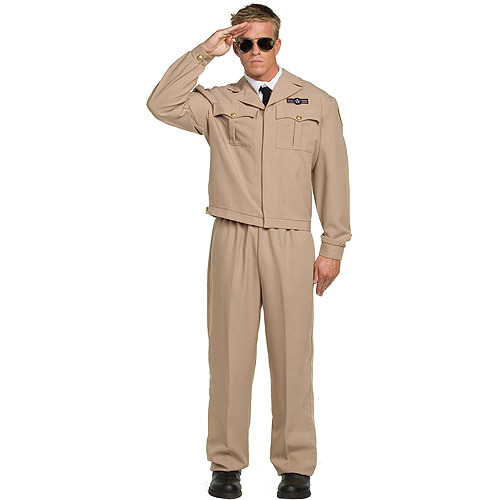 40s Male High Flyer Adult Halloween Costume - One Size