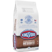 Kingsford Original Charcoal Briquettes With Mesquite, Bbq Charcoal For Grilling - 16 Pounds