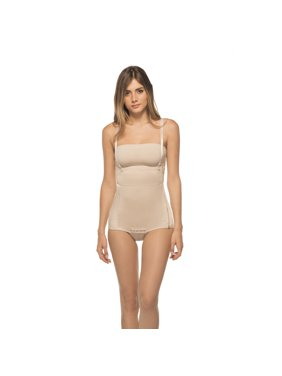 c6cb358d3bc Product Image Annette 17398 Abdominal Girdle with Zipper-Beige-Medium