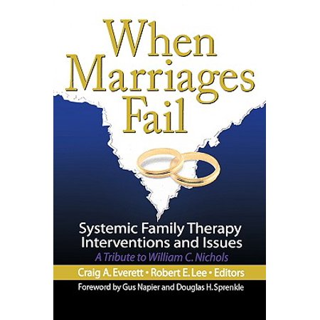 Systemic Family Therapy (When Marriages Fail : Systemic Family Therapy Interventions and Issues)