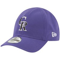 Product Image Colorado Rockies New Era Infant My 1st 9TWENTY Adjustable Hat  - Purple - OSFA 587d1d3d7a2f