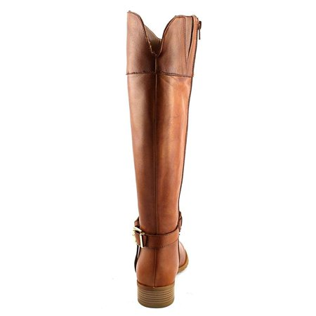 Inc Women S Fabbaa Wide Calf Wheat Knee High Leather Equestrian Boot
