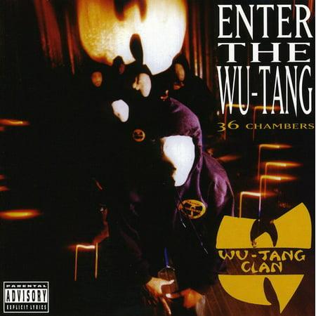 Enter the Wu-Tang (CD)
