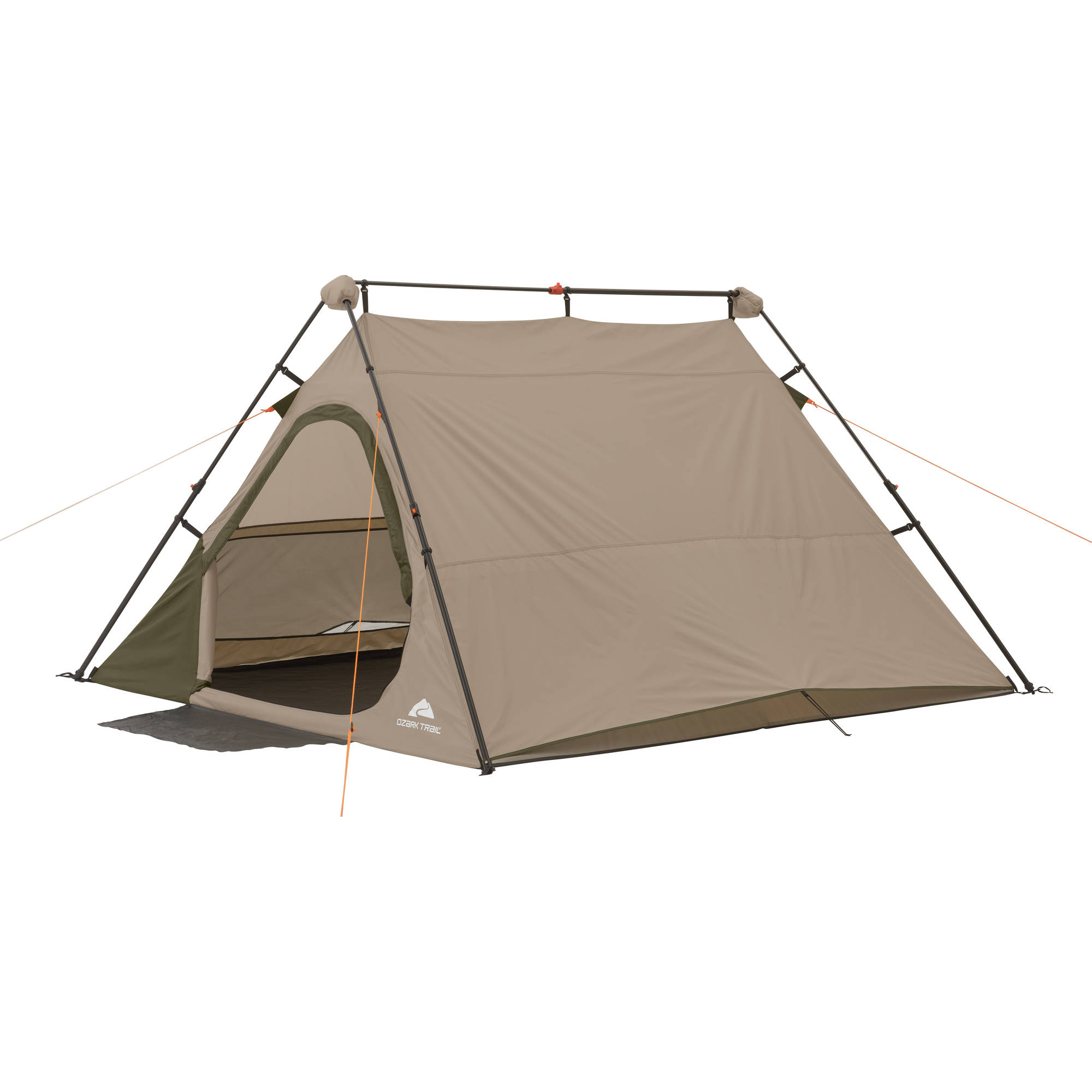 Ozark Trail 4-Person 8' x 7' Instant A-Frame Tent