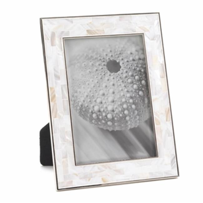 Home Decor 5 x 7 inch Mother Of Pearl Mosaic Frame